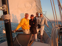 Click here to see our sailing adventure
